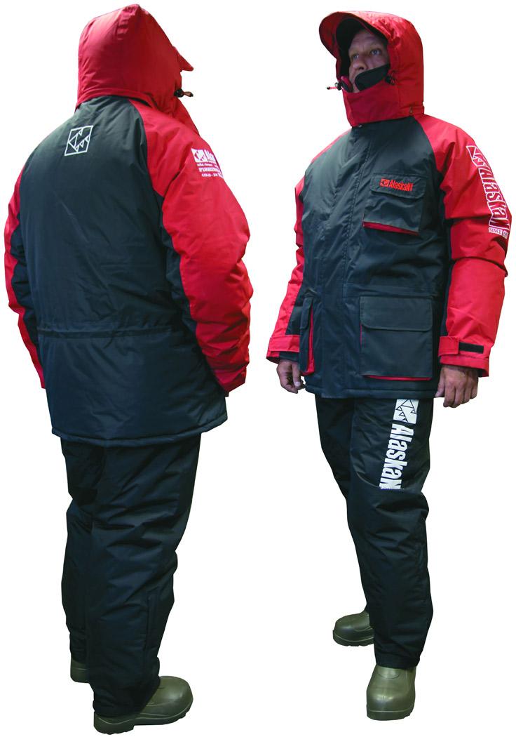 аляска куртка для рыбалки