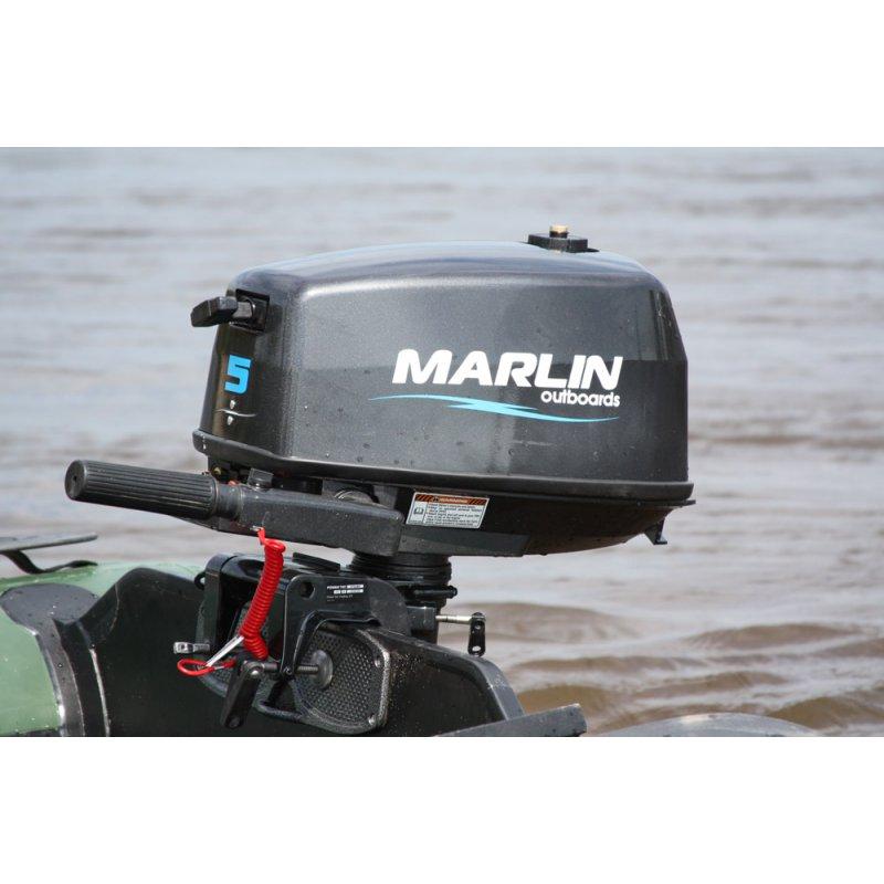 лодочный мотор мерлин-отзывы