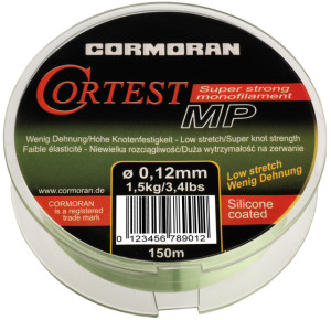 Леска Cormoran Cortest MP 150m