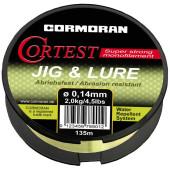 Леска Cormoran Jig & Lure 135m 0,20mm